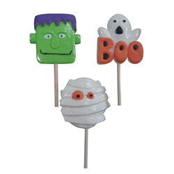 25g Halloween candy  pop