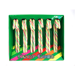 17g  candy canes